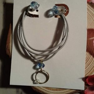 earrings necklace $3 or 20 for $12